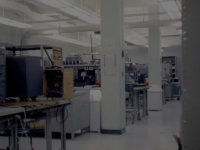 Lowry AFB PMEL Lab, June 1965.  [G. Blood]